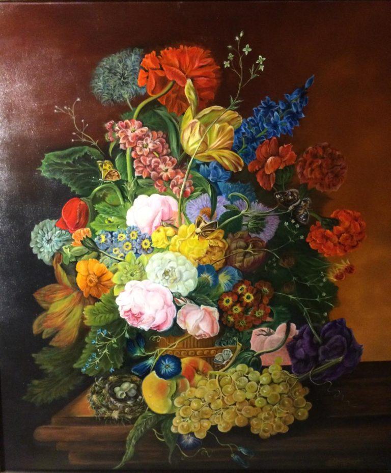 Stillleben Blumen
