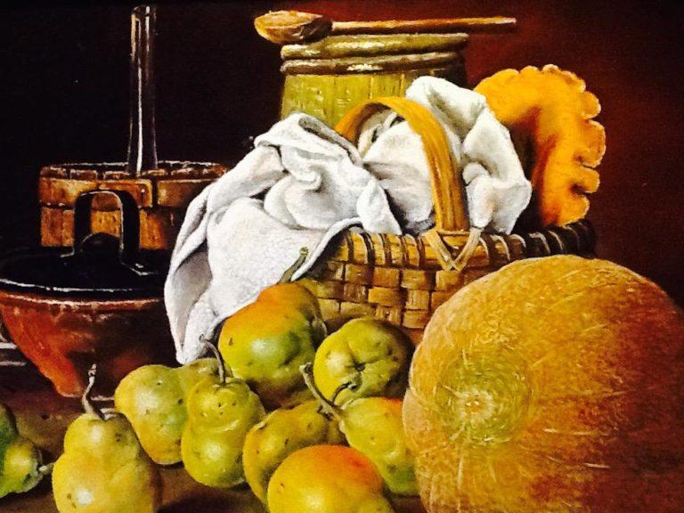 Stillleben Früchte